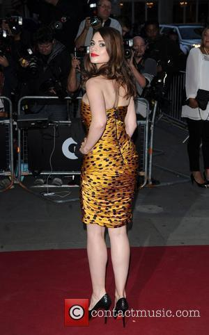 Hayley Atwell GQ Man of the Year Awards held at the Royal Opera House - Arrivals. London, England - 07.09.10