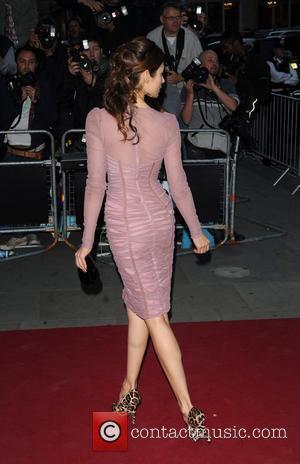 Olga Kurylenko GQ Man of the Year Awards held at the Royal Opera House - Arrivals. London, England - 07.09.10