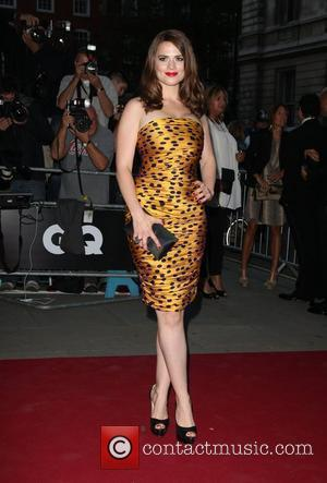 Hayley Atwell GQ Man of the Year Awards held at the Royal Opera House - Arrivals. London, England - 07.09.10...