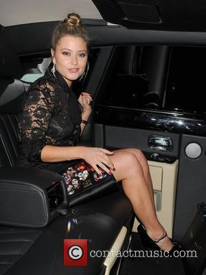Holly Valance The Reuben Foundation Haiti Fundraiser, held at Altitude 360 - Departures London, England - 27.05.10