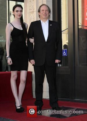 Zoey Zimmer and Hans Zimmer German composer and music producer Hans Zimmer is honored and receives a star on The...