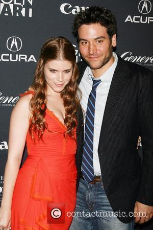 Kate Mara and Josh Radnor