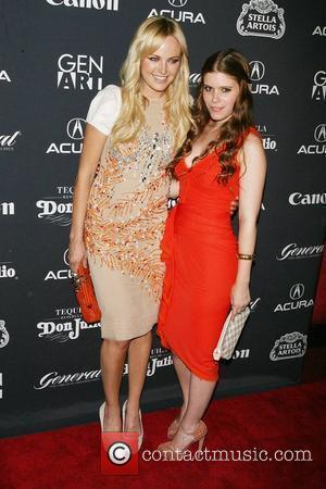 Malin Akerman and Kate Mara
