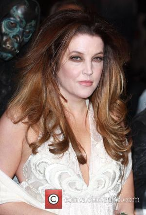 Lisa Marie Presley World Premiere of 'Harry Potter and the Deathly Hallows Part 1' held at the Odeon Leicester Square...