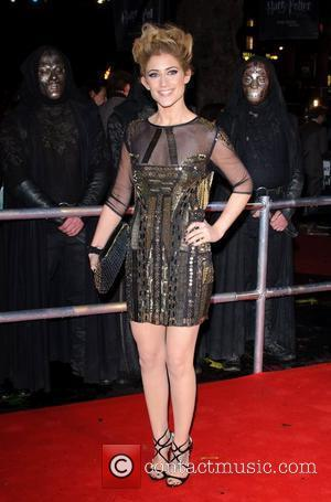 Katie Waissel  World Premiere of 'Harry Potter and the Deathly Hallows Part 1' held at the Odeon Leicester Square...