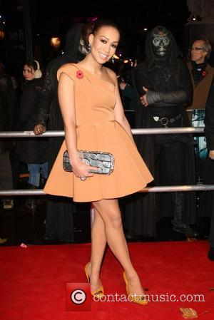 Rebecca Ferguson World Premiere of 'Harry Potter and the Deathly Hallows Part 1' held at the Odeon Leicester Square -...