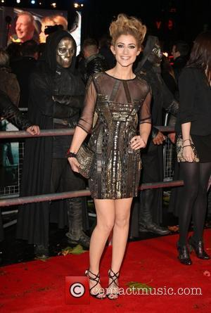 Katie Waissel World Premiere of 'Harry Potter and the Deathly Hallows Part 1' held at the Odeon Leicester Square -...