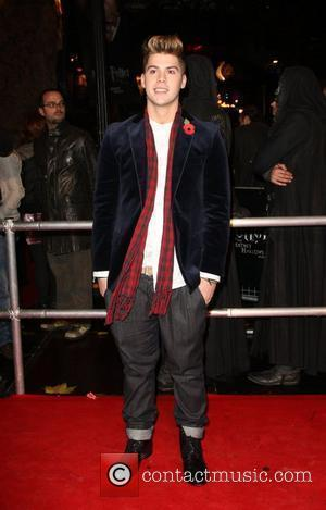 Aiden Grimshaw World Premiere of 'Harry Potter and the Deathly Hallows Part 1' held at the Odeon Leicester Square -...