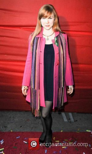 Molly Quinn  The Hollywood Christmas Parade held at Author Services - Arrivals Hollywood California - 28.11.10