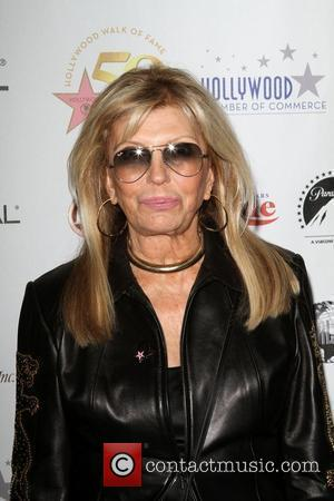 Nancy Sinatra the 50th anniversary birthday bash for the Hollywood Walk of Fame Held On the Walk of Fame Hollywood...