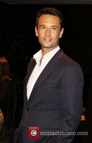 Rodrigo Santoro Screening of I Love You Phillip Morris hosted by The Cinema Society and DeLeon Tequila at the School...