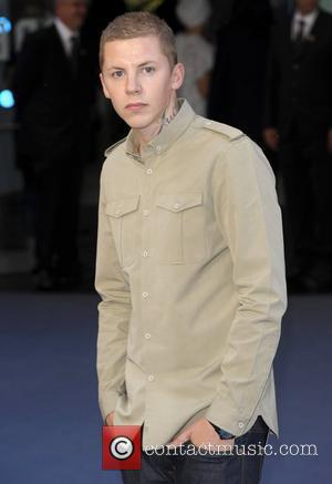 Professor Green World premiere of 'Inception' at the Odeon cinema - Arrivals London, England - 08.07.10