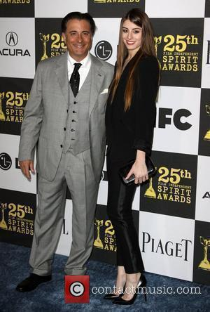 Andy Garcia and Daughter Alessandra Garcia