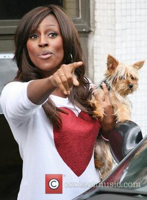 Alexandra Burke outside the ITV studios London, England - 07.09.10
