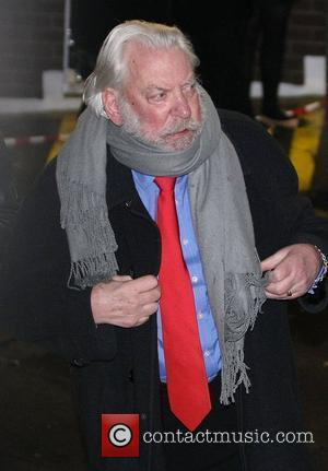 Donald Sutherland Delighted Hollywood Star Will Be Next To Son Kiefer's