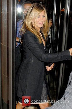 Aniston Explains Fragrance Name Change