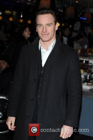 Michael Fassbender and Jeremy Thomas