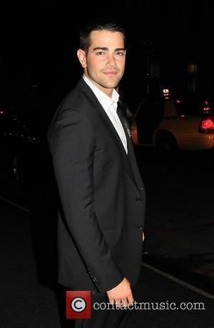 Jesse Metcalfe outside his hotel New York City, USA - 01.10.10