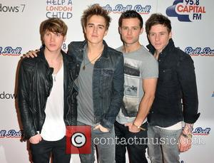 McFly Jingle Bell Ball held at The O2 Arena. London, England - 04.12.10
