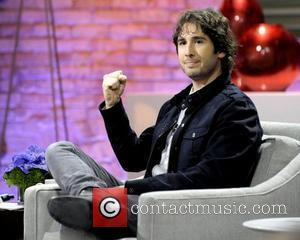 Josh Groban  appears on The Marilyn Denis Show at CTV HQ.  Toronto, Canada - 11.01.11