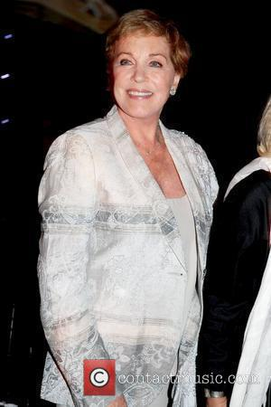 Julie Andrews Ross School honours Julie Andrews at the 7th Annual Live at Club Starlight Gala, held at Ross School...