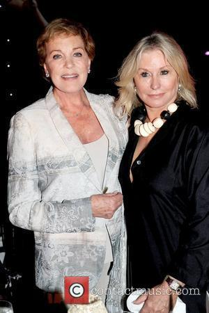 Julie Andrews and Courtney Sale Ross Ross School honours Julie Andrews at the 7th Annual Live at Club Starlight Gala,...