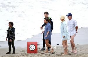 Justin Timberlake, Jenna Elfman, Mila Kunis and Richard Jenkins