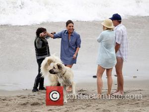 Mila Kunis, Jenna Elfman and Richard Jenkins