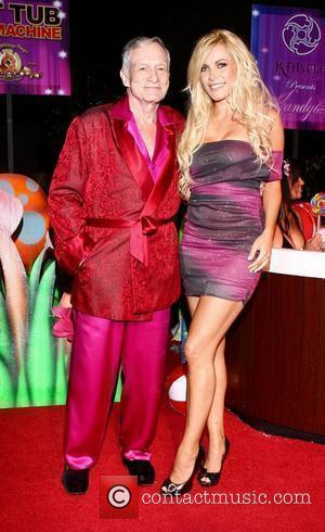 Hugh Hefner and Crystal Harris The Karma Foundation and MGM Home Entertainment present Kandyland V and celebrate the Blu-Ray and...