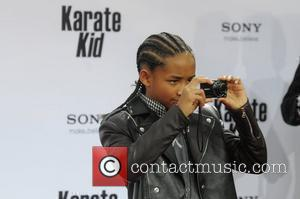 Jaden Smith at the German premiere of Karate Kid at CineStar am Potsdamer Platz movie theatre. Berlin, Germany - 19.07.2010