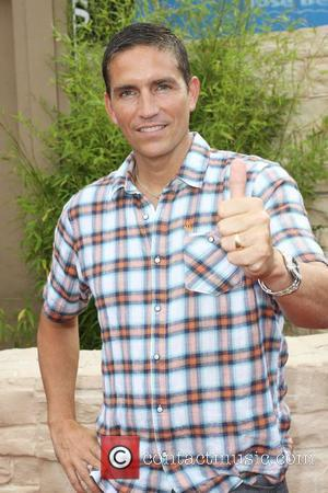 James Caviezel The LA Premiere of 'The Karate Kid' held at the Mann Village Theatre in Westwood Los Angeles, USA...