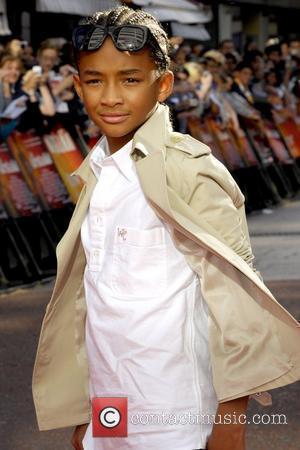 Jaden Smith UK film premiere of Karate Kid held at the Odeon Cinema - Arrivals London, England - 15.07.10