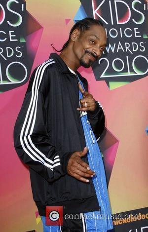 Snoop Dogg Nickelodeon's 23rd Annual Kids' Choice Awards - Arrivals held at UCLA's Pauley Pavilion Los Angeles, California - 27.03.10