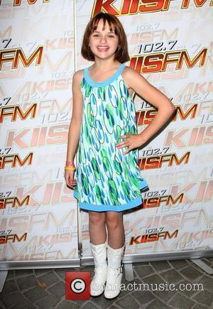 Joey King 102.7 Kiis Fm Teens Choice Awards 2010 Lounge held at The W Hotel Los Angeles Westwood, California -...