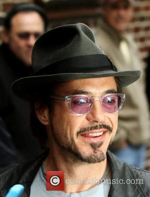 Downey, Jr. Recalls 1996 Hell That Led To Sobriety
