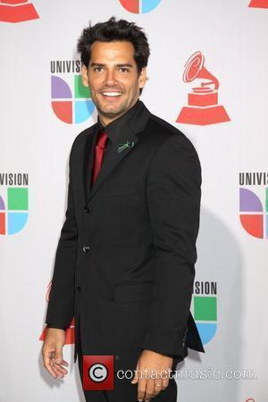 Christian De La Fuente 11th Annual Latin Grammy Awards held at the Mandalay Bay Hotel and Casino - Arrivals Las...