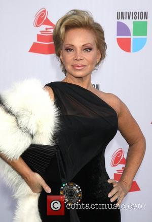 Paloma San Basiliio 11th Annual Latin Grammy Awards held at the Mandalay Bay Hotel and Casino - Arrivals Las Vegas,...