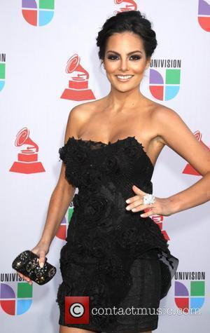 Ximena Navarrete 11th Annual Latin Grammy Awards held at the Mandalay Bay Hotel and Casino - Arrivals Las Vegas, Nevada...