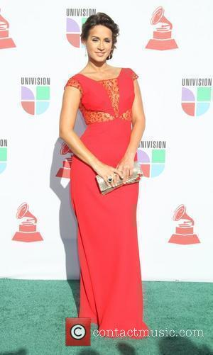 Melissa Marty 11th Annual Latin Grammy Awards held at the Mandalay Bay Hotel and Casino - Arrivals Las Vegas, Nevada...