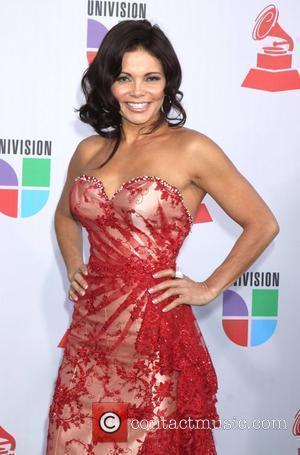 Julie Ferretti 11th Annual Latin Grammy Awards held at the Mandalay Bay Hotel and Casino - Arrivals Las Vegas, Nevada...