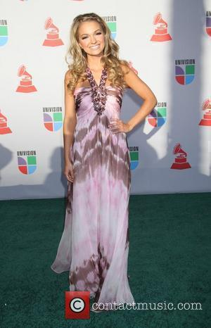 Sofia Del Carmen 11th Annual Latin Grammy Awards held at the Mandalay Bay Hotel and Casino - Arrivals Las Vegas,...