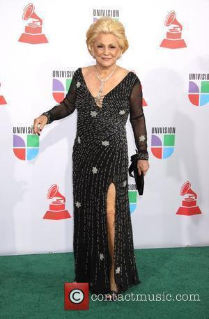Hebe Carmargo 11th Annual Latin Grammy Awards held at the Mandalay Bay Hotel and Casino - Arrivals Las Vegas, Nevada...
