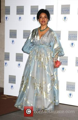 Phylicia Rashad The Laurence Olivier Awards at The Grosvenor House Hotel London, England - 21.03.10