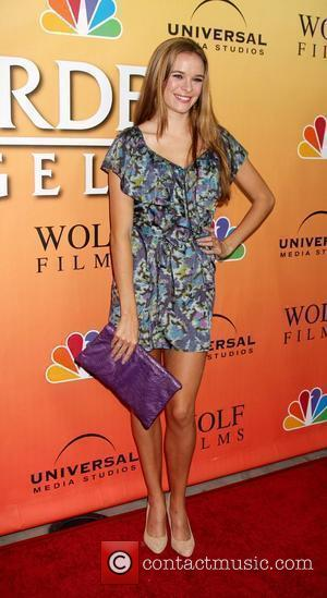 Danielle Panabaker 'Law & Order: Los Angeles' Premiere Party at W Hollywood Hotel  Los Angeles, California - 27.09.10