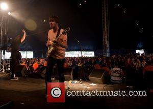 Pulled Apart By Horses Make V Festival History In Leeds