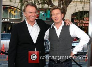 Sam Neill and David Wenham