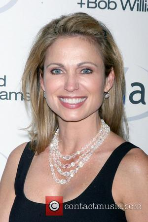 Amy Robach Announces Breast Cancer Diagnosis Live On 'Good Morning America'