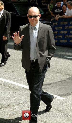 Rob Corddry outside The Ed Sullivan Theater for 'The Late Show' with David Letterman Show New York City, USA -...