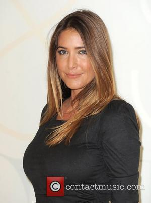 Lisa Snowdon  launches the new M&S Autumn TV ad at Marks & Spencer Marble Arch London, England - 08.09.10