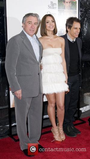 Ben Stiller, Jessica Alba, Robert De Niro